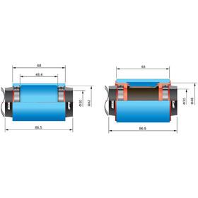 FSA BB386Evo Innenlager Adapter für PF30/BB30 Rahmen